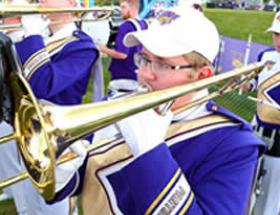 UNI Marching Band